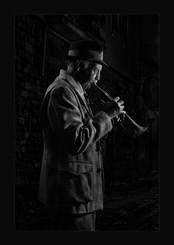 """""""Jazz Man"""" by Rosalind Guder"""