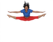 """""""Jump For Joy-Heat Dance Studios"""" by George DeLoache"""
