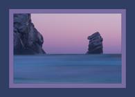 """Mystical Morro Mood"" by Sheryl Ball"