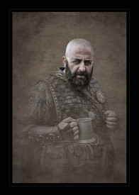 """""""Touch My Mug And Die"""" by John Powers"""