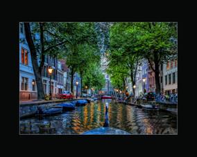 """Amazing Amsterdam"" by Ira Mintz"