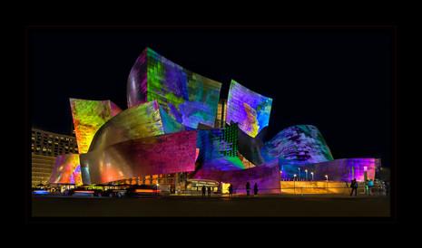 """Walt Disney Concert Hall"" by Angela Chen"