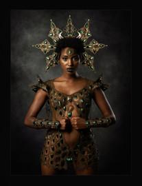 """Warrior Princes"" by Rosalind Guder"