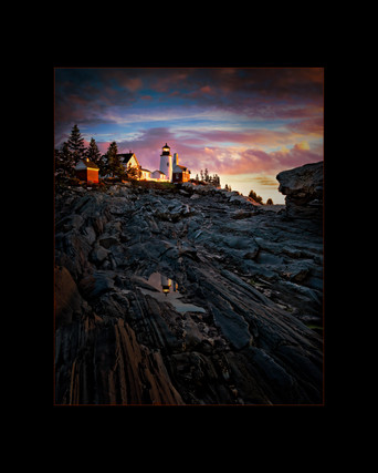 """""""Magnificent Maine Morning"""" by Ira Mintz"""