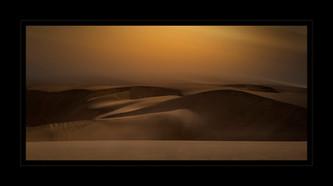 """""""Golden Dunes"""" by Mel Carll"""