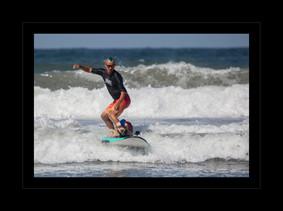 """""""Tandem Surfing"""" by Nikki Washburn"""