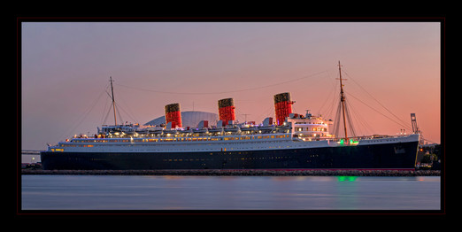 """""""Queen Mary"""" by Angela Chen"""