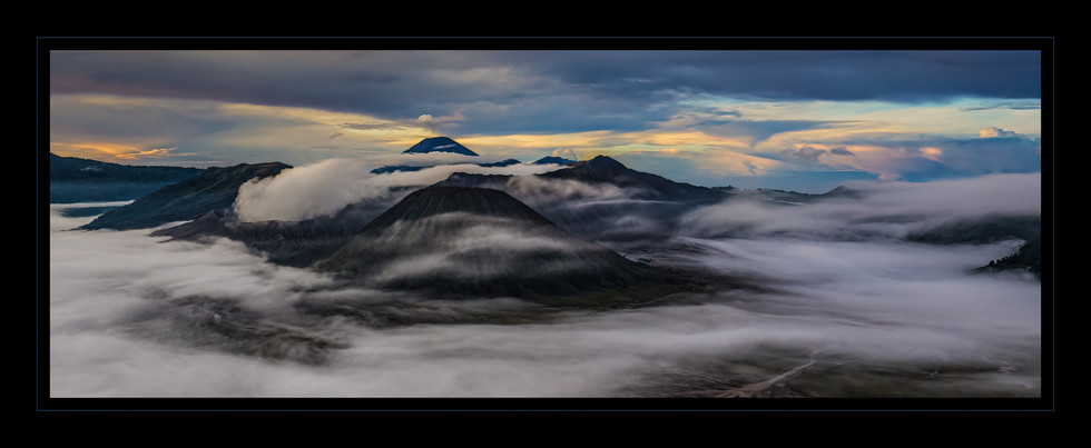 """""""Sunrise in Mt Bromo"""" by Bobby Tan"""
