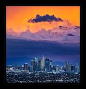 """""""Menacing Skies Over LA"""" by Bobby Tan"""