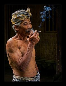 """Village Elder"" by Bobby Tan"