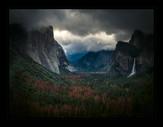 """Ominous Sky over Yosemite"" by Bobby Tan"