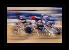 """""""Racing to the Finish"""" by Gary Parsons"""