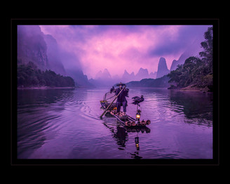 """Mystic Morning"" by John Powers"