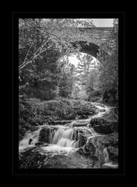 """Duck Brook Bridge"" by John Grusd"
