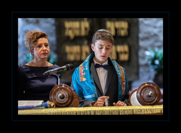 """""""Reading of the Torah"""" by Gary Parsons"""