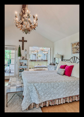"""""""A Lady's Master Bedroom"""" by Mel Carll"""