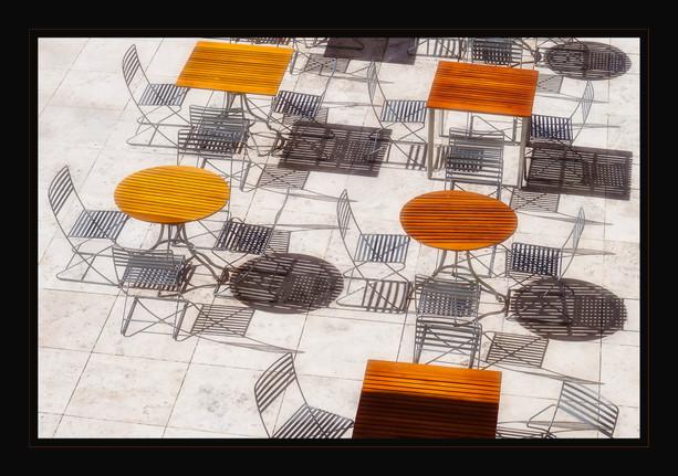 """Al Fresco Dining"" by Bobby Tan"