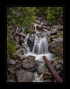 """Hidden Falls"" by Mel Carll"