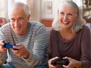 Video Games: A Tool for the Elderly?