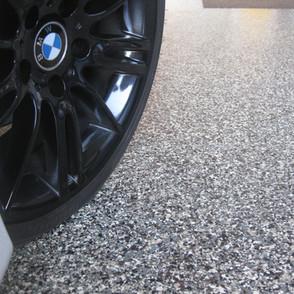 Surface sans Joints avec FLEXKOTE