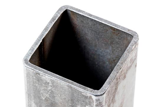 Sawn steel part.