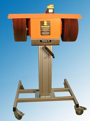 Metal deburring system