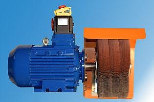 Metal deburring/Sand polishing system