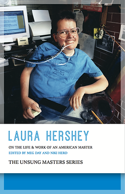 Unsung Masters Cover Laura Hershey 2019.