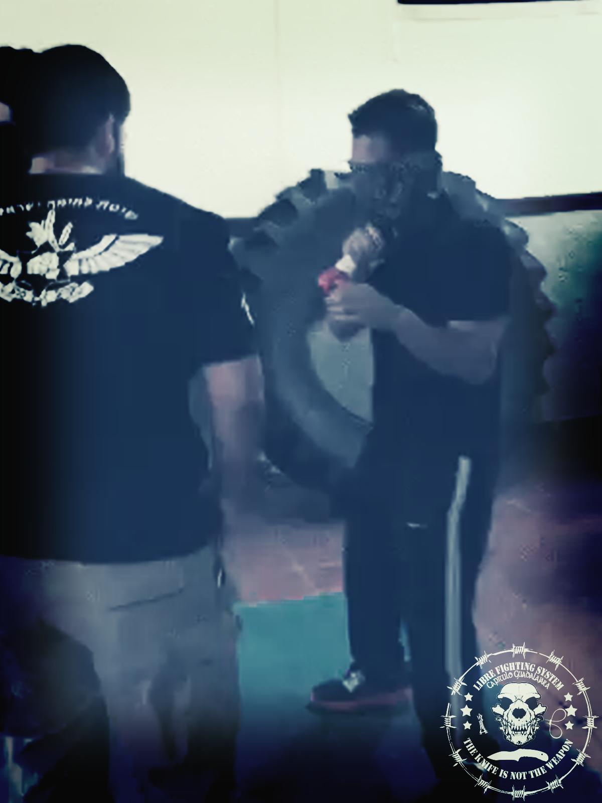 Krav Maga Academy Instructor Sadoc G