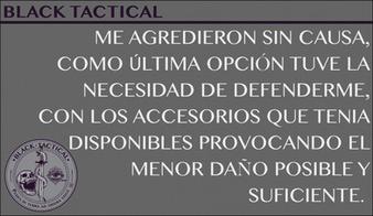 ¿Qué es la Legitima Defensa? Código Penal Federal - México.