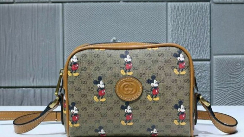 Gucci Mickey **Shoulder bag**