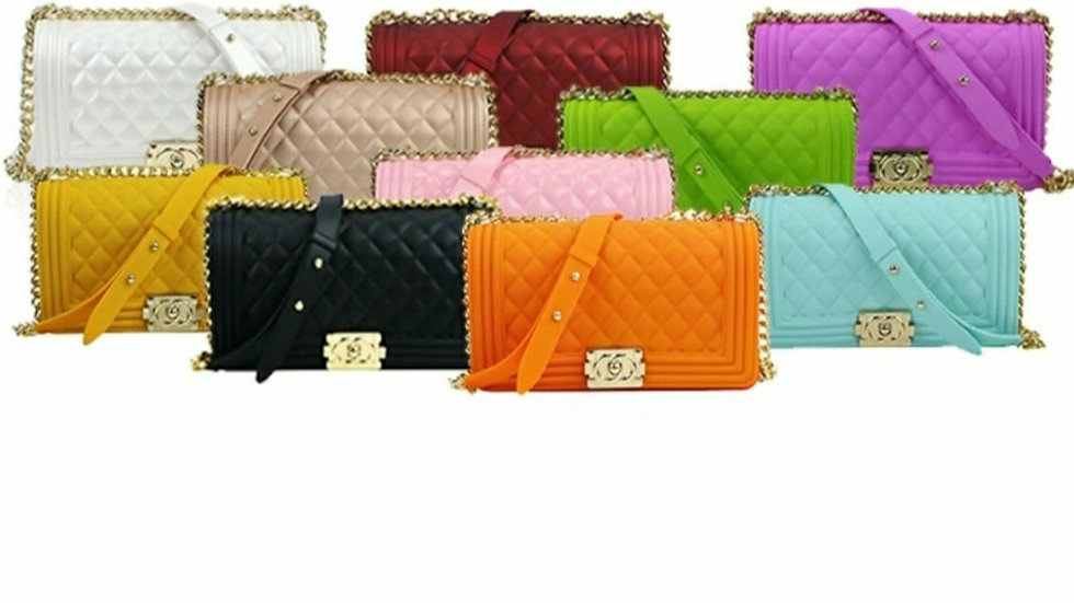 Solid Colors Purse