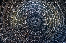 Untitled Circle (detail)
