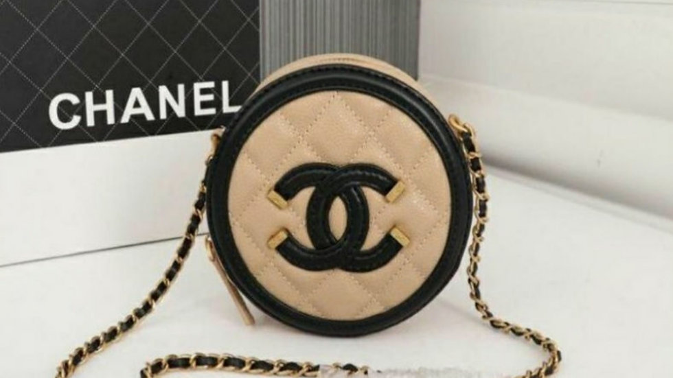 Chanel Cross Body Clutch