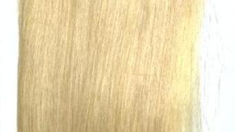 Straight #613 Blonde Closure
