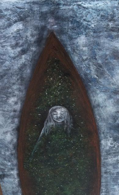 Cradle (detail)