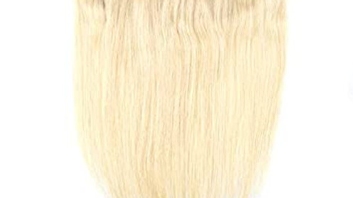 #613 Blonde Straight Frontal