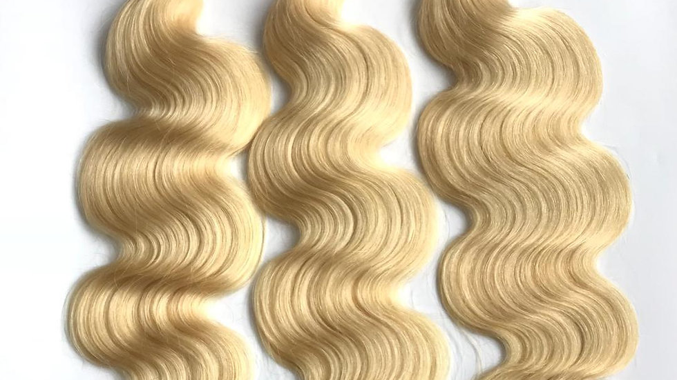 Body Wave #613 Blonde