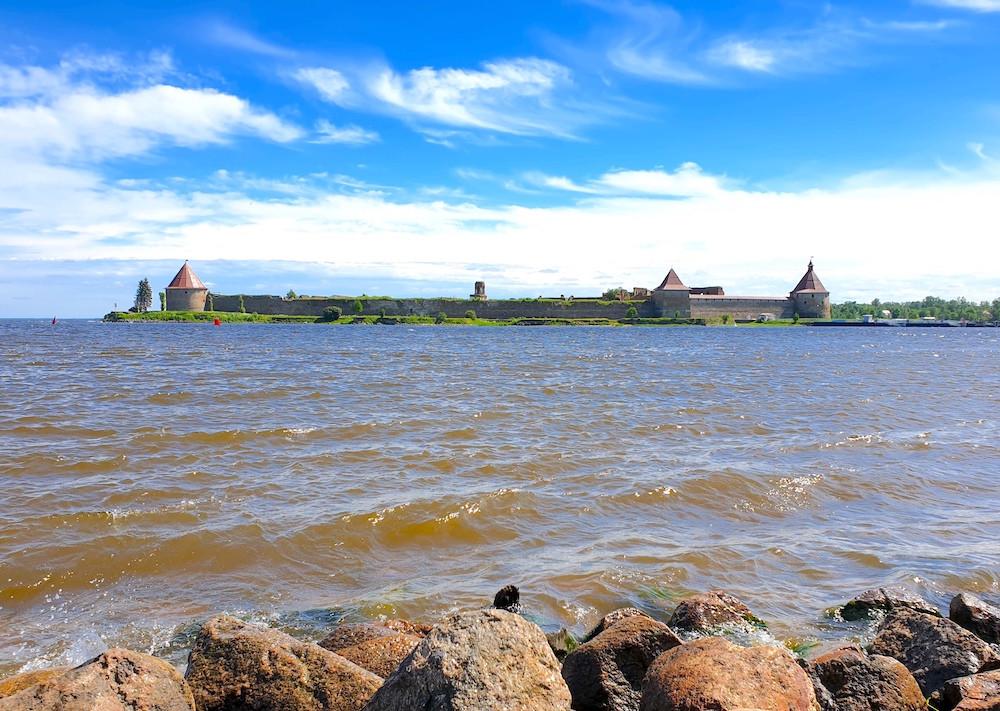 """Шлиссельбургская крепость. Крепость """"Орешек"""""""