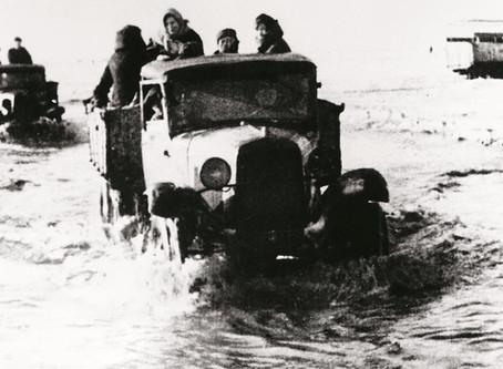 Лед, дорога и жизнь
