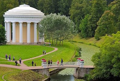 Храм Дружбы в Павловске