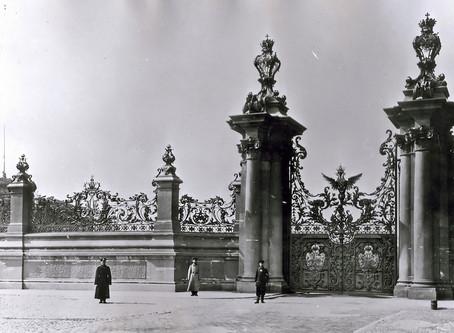 Тайна дворцовой решетки