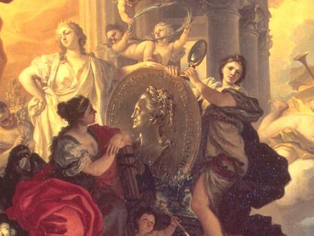 Аллегория трех царствований