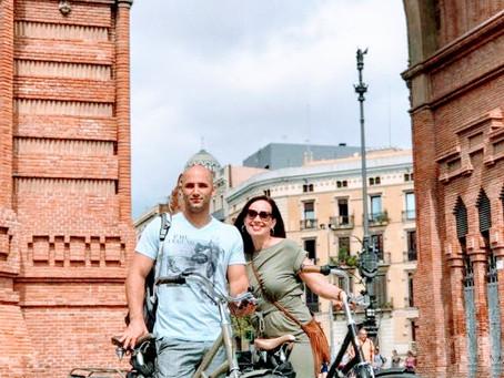 Zelf fietsen door Barcelona