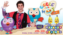 Giggle & Hoot Regional Tour
