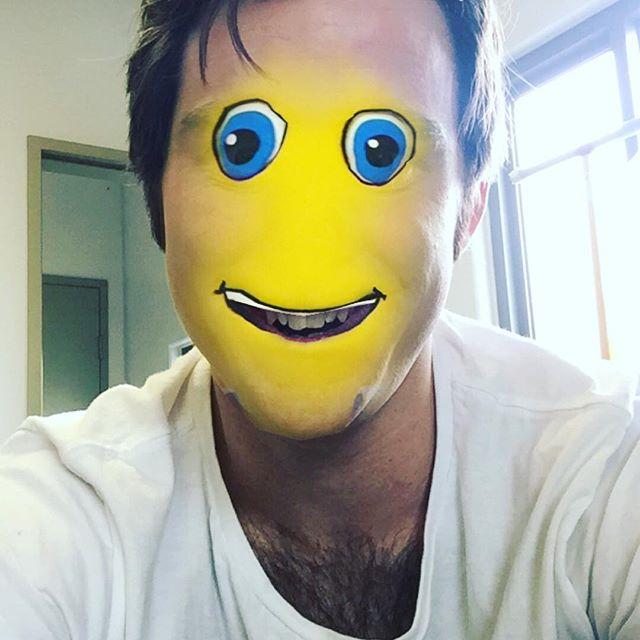 Nice one Snapchat!!!! Hahah!!