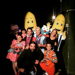 Instagram - Giggle and Hoot and Friends Tour comes to an end!!! Thanks for visit