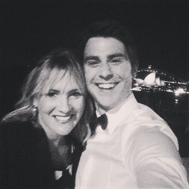 Instagram - The opera, the harbour and the wife!! #OperaHarbour