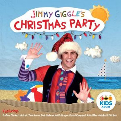 Jimmy Giggle's Christmas Party CD