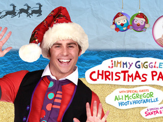 Jimmy Giggle's Christmas Party!